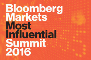 Bloomberg Markets Most Influential