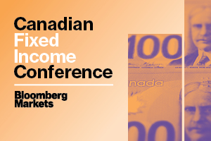 Canadian Fixed Income Conference