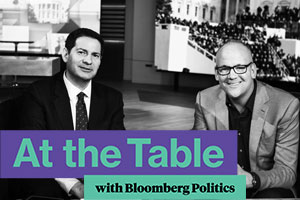 At the Table with Bloomberg Politics – September 21, 2016