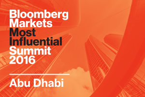 Bloomberg Markets Most Influential: Abu Dhabi