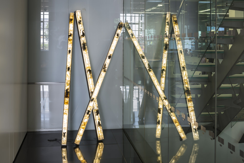 Tom Price's 'Light Rods'