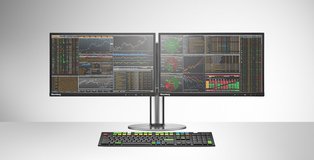 12 monitor trading system