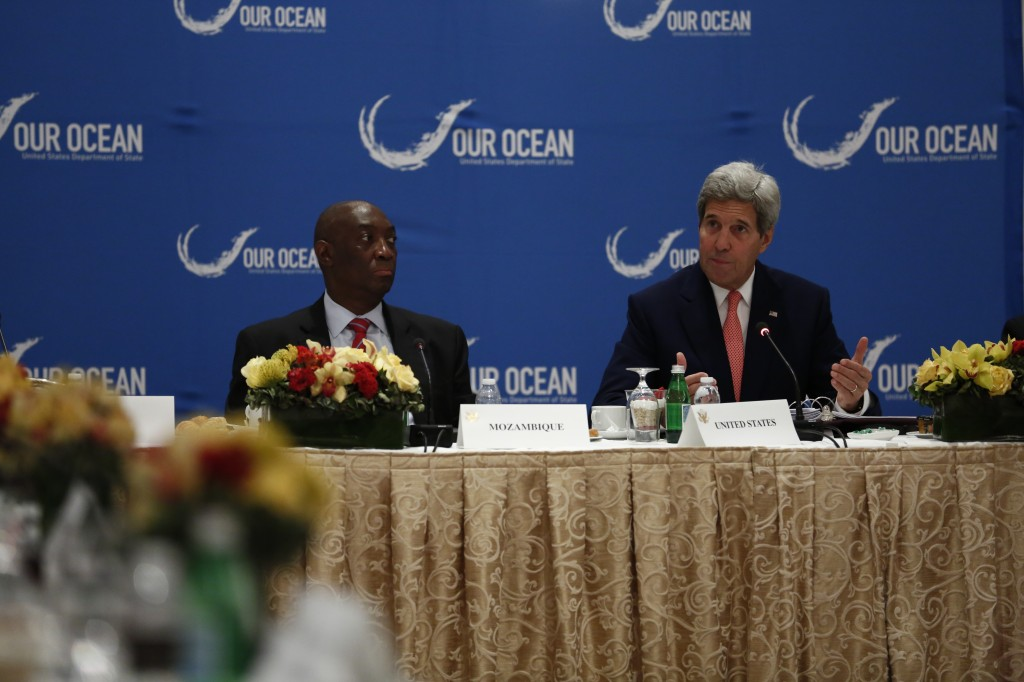 John Kerry Our Oceans