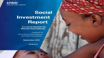 Social Investment Report