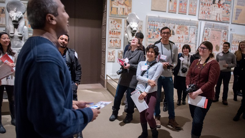 q a with sree sreenivasan how the met museum is engaging audiences
