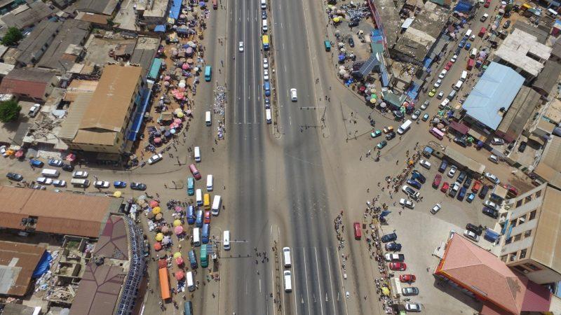 breaking ground on safer roads in accra ghana