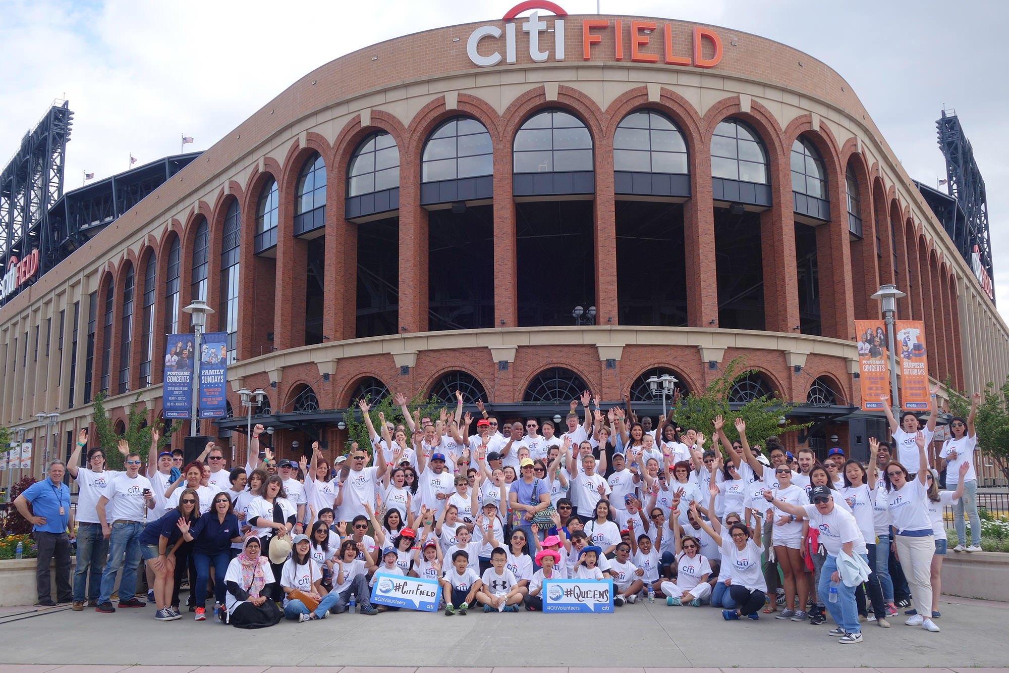 Partnership with Citi for Its 10th Annual Global Community Day