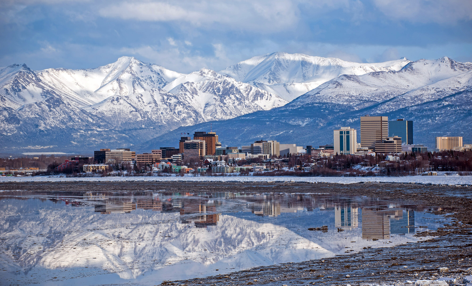 bloomberg.org - Mike Bloomberg Announces City of Anchorage Will Receive $1 Million for Public Art Project Addressing Climate Change & Economic Development - Public Art Challenge