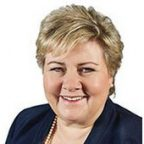 Her Excellency Erna Solberg, Kingdom of Norway, Prime Minster