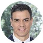 His Excellency Pedro Sánchez Pérez-Castejón, Government of Spain, President