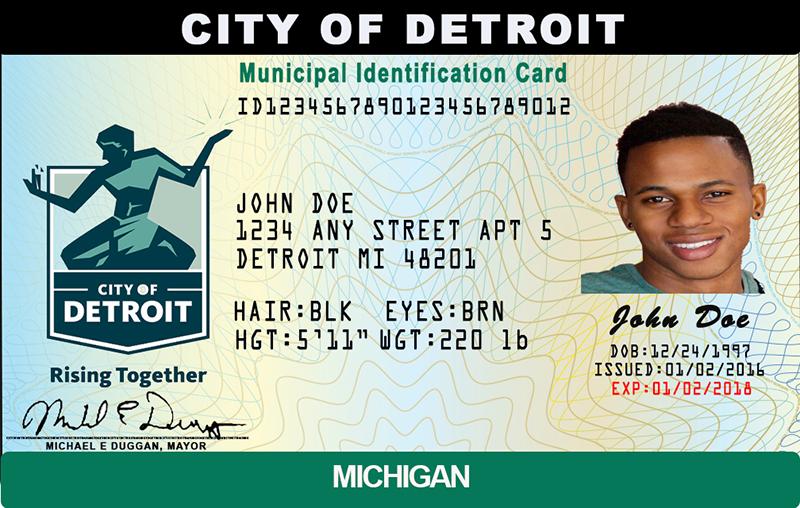 Municipal ID