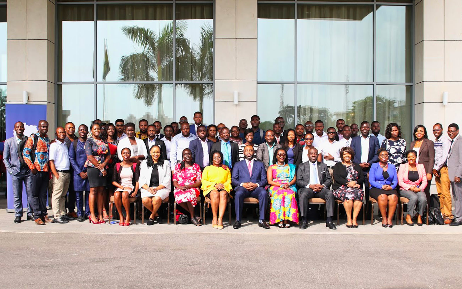 BMIA Journalism Training Program launch in Accra, Ghana.