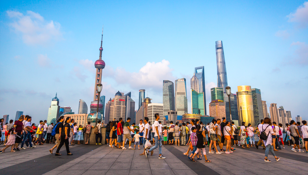 Shanghai is one of ten Chinese cities that have implemented smoke-free laws