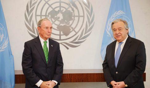 UN Special Envoy Appointment