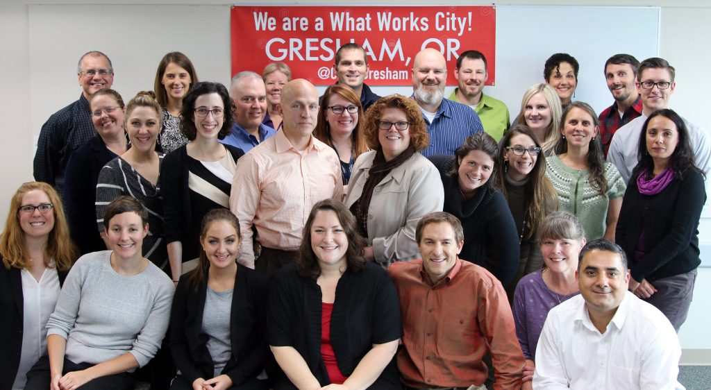 What Works Cities Behavioral Insights Training