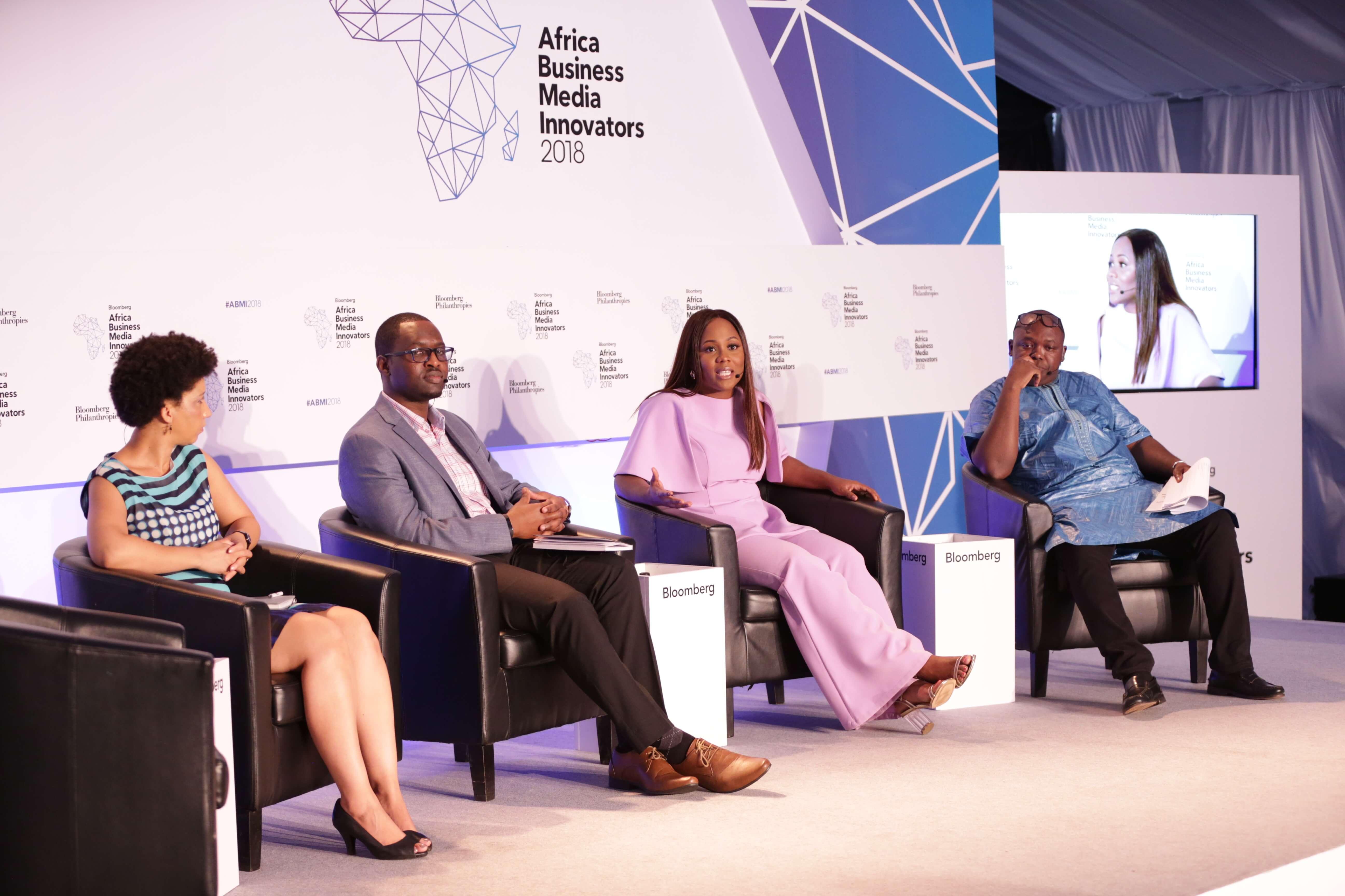 Africa Business Media Innovators 2018 | Convening Leaders | Bloomberg LP