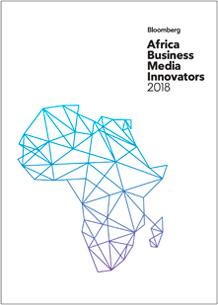 Bloomberg Africa Business Media Innovators 2018