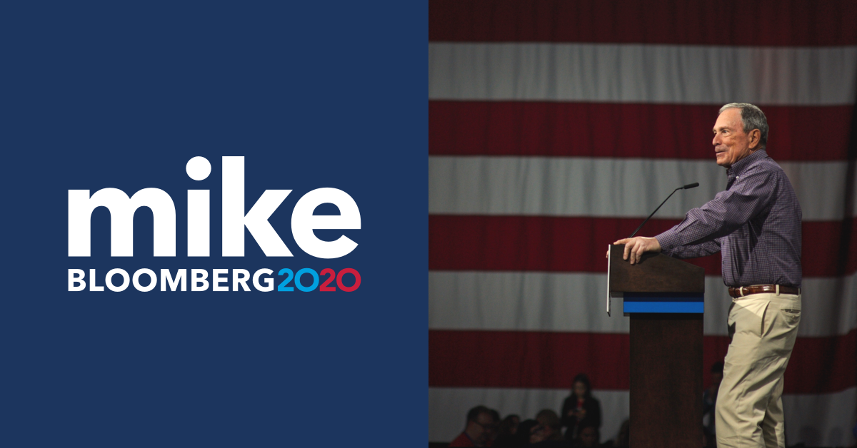 Mike for Climate   Mike Will Get It Done   Bloomberg for President