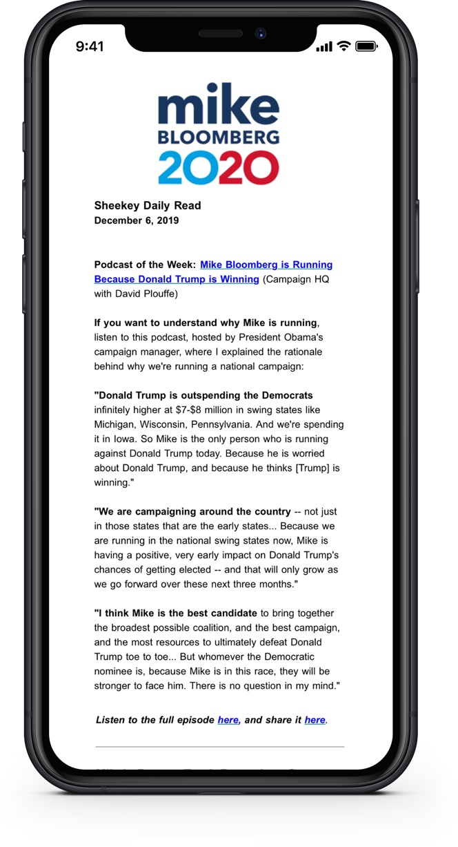 Sheekey Daily Read