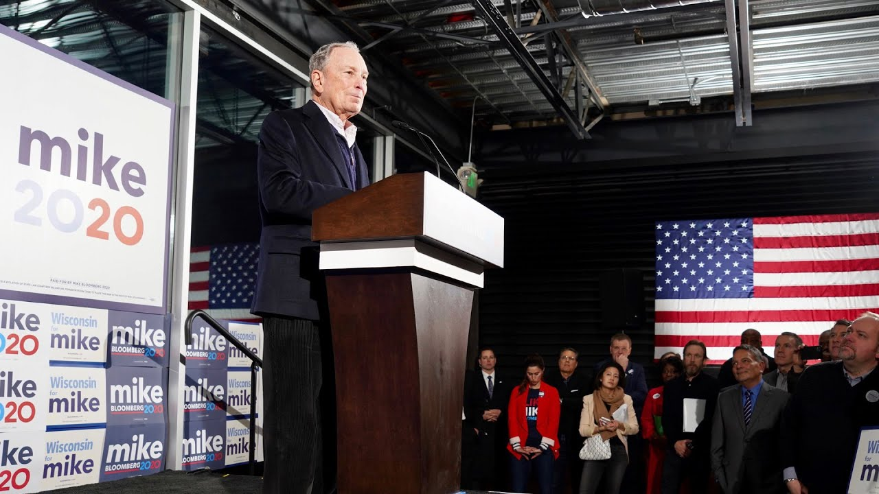 Mike Opens a Campaign Office in Milwaukee, WI