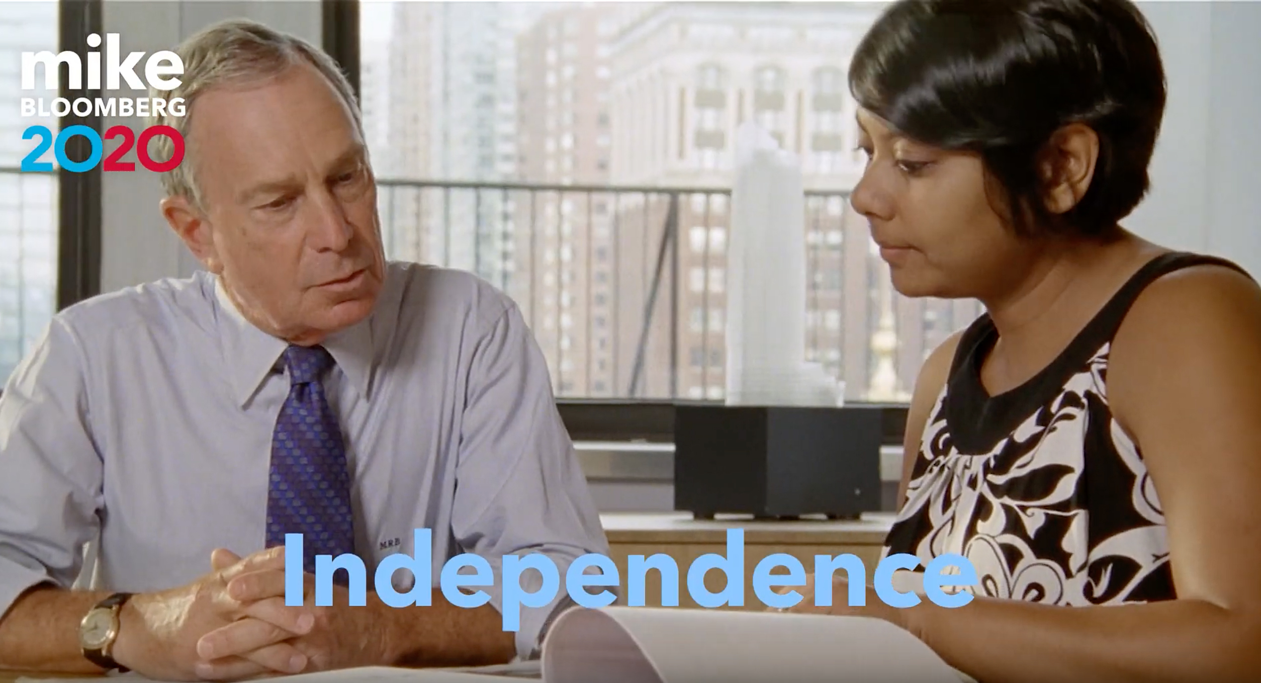 Mike's Strengths: Independence (Ad)