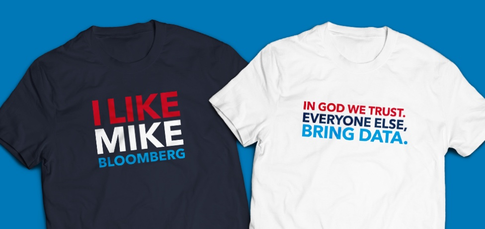 Show your support for Mike's campaign with official campaign merch.