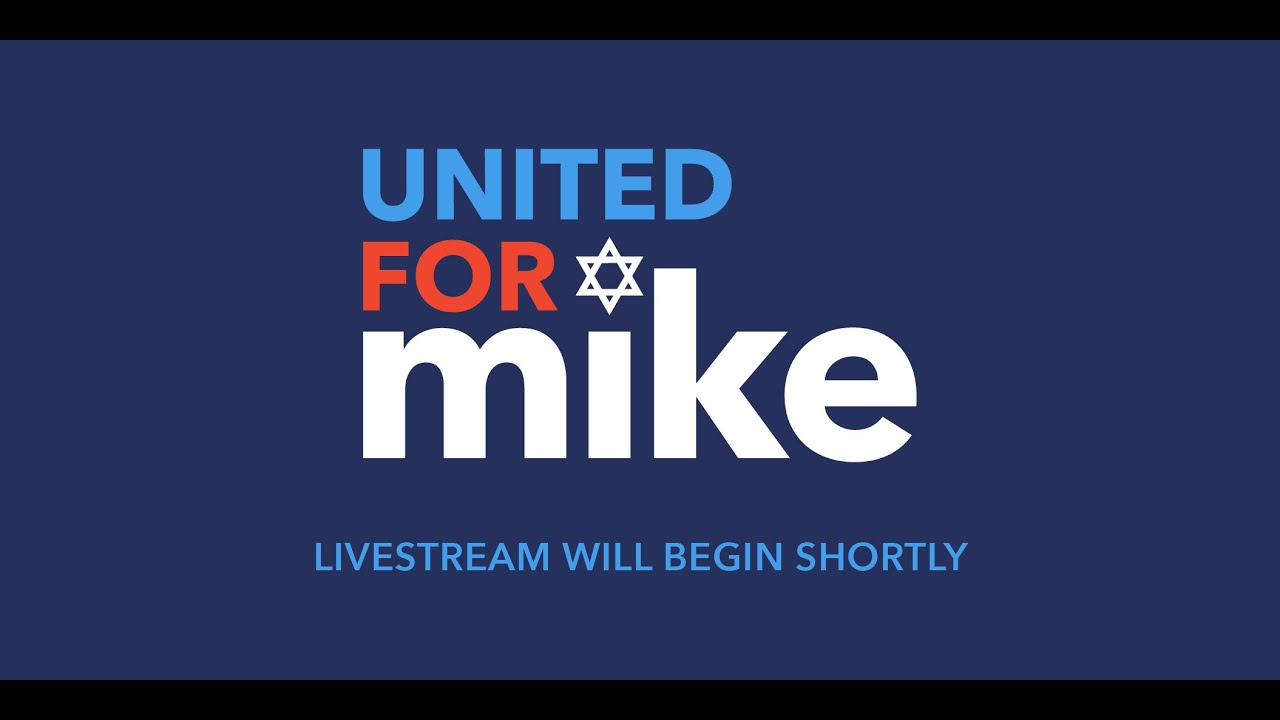 United for Mike (Live Stream)
