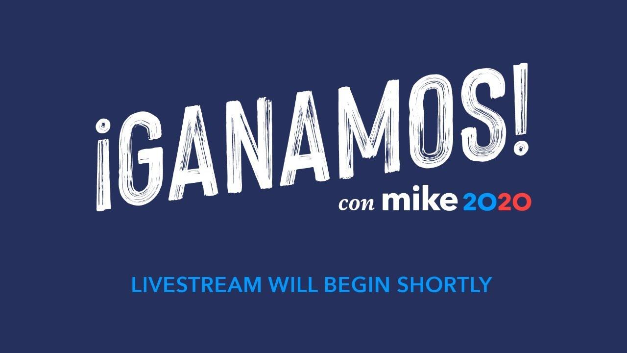 ¡Ganamos con Mike! (Live Stream)