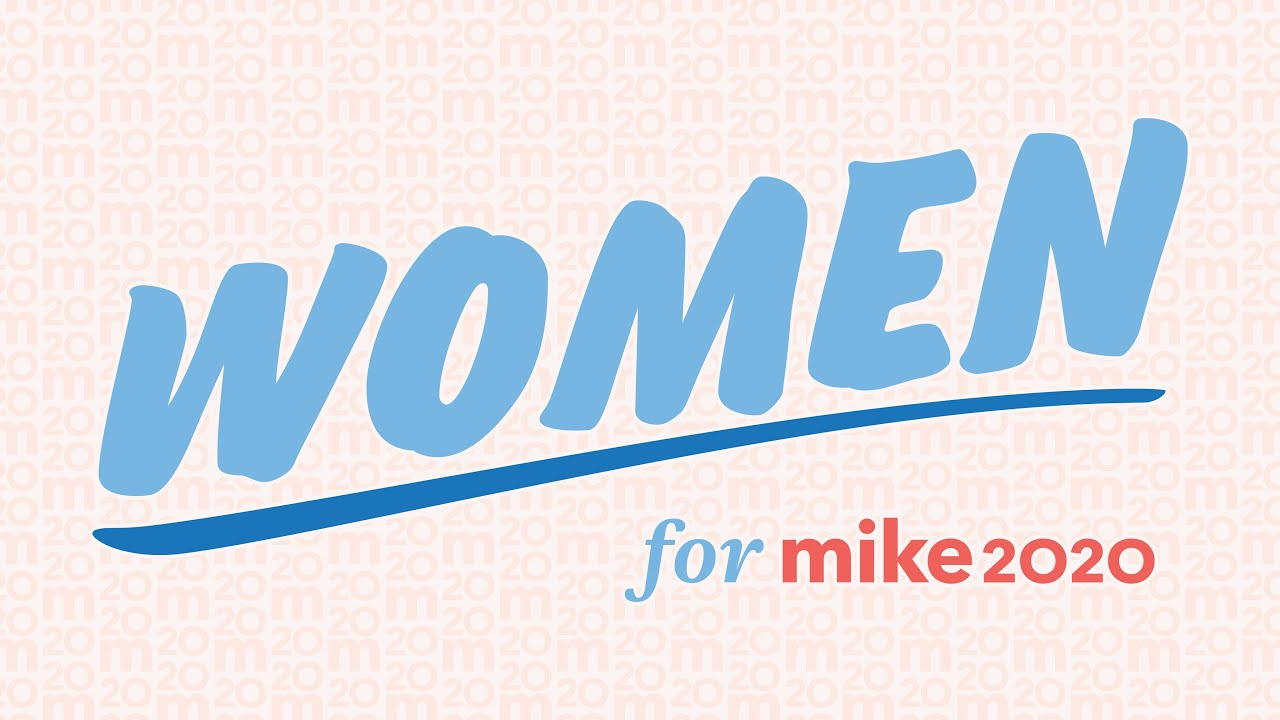 Women for Mike 2020 (Live Stream)