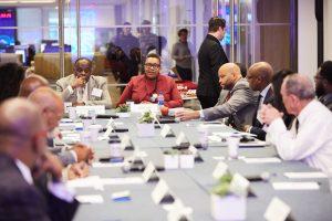 African American Faith Leaders Meet Up 1