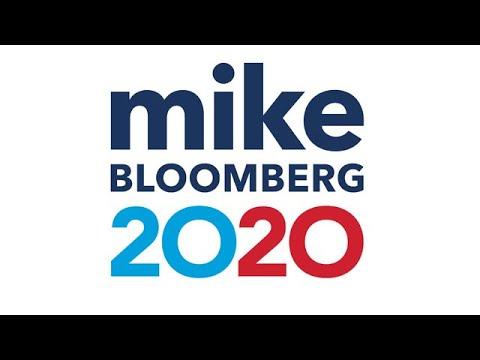 Mike Bloomberg 2020 in Norfolk, VA (Live Stream)