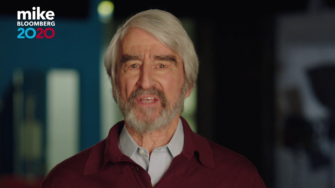 Sam Waterston Supports MRB (Ad)
