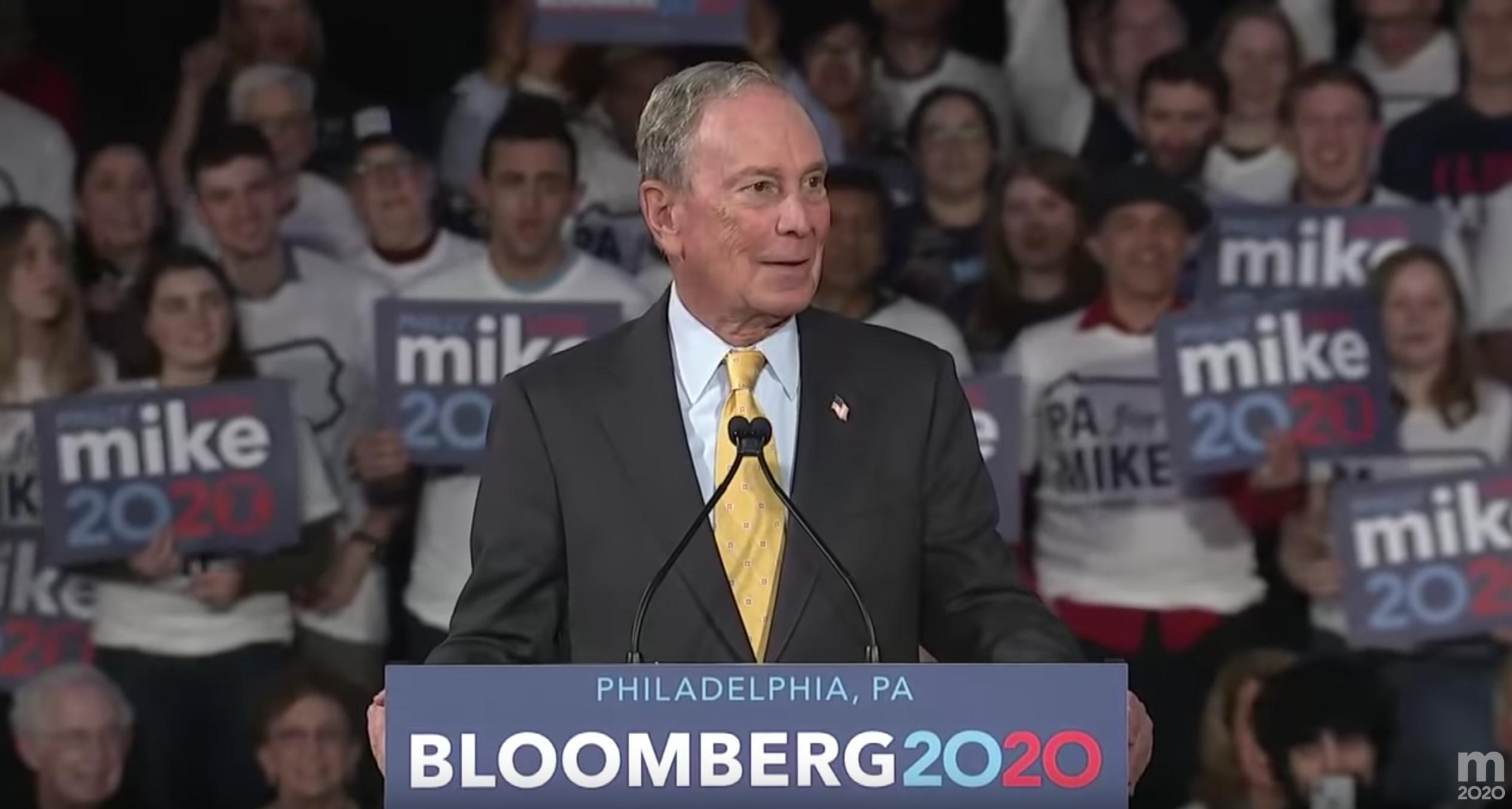 Mike 2020 Rally in Philadelphia, PA (Live Stream)