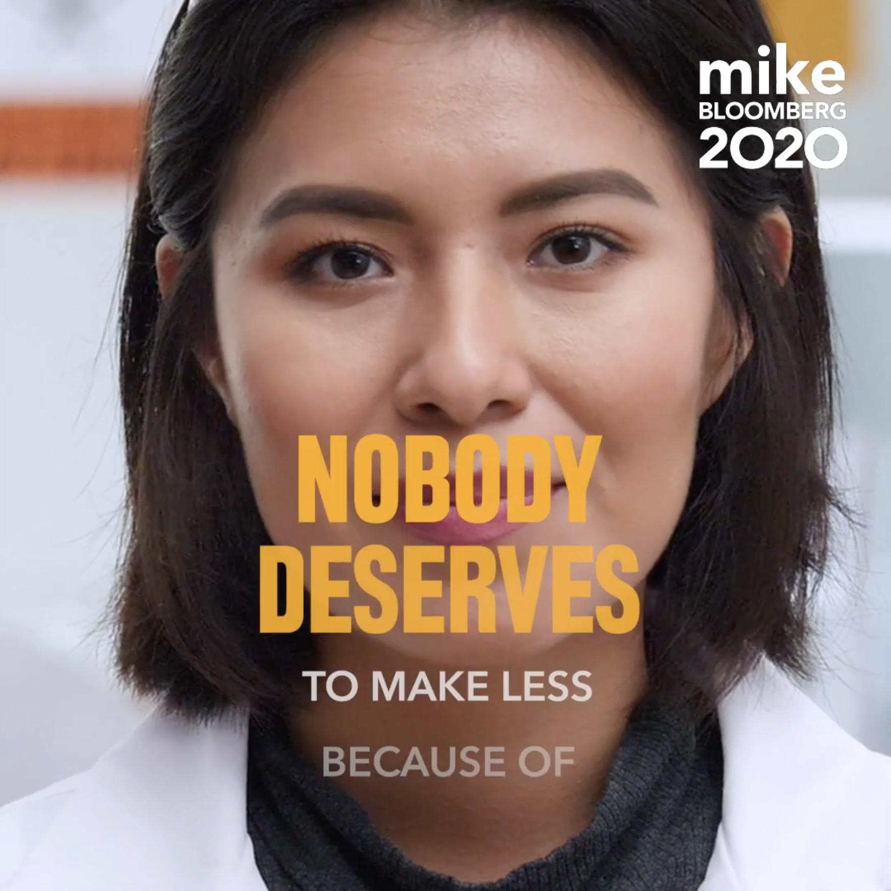 Latina Gender Pay Gap (Ad)