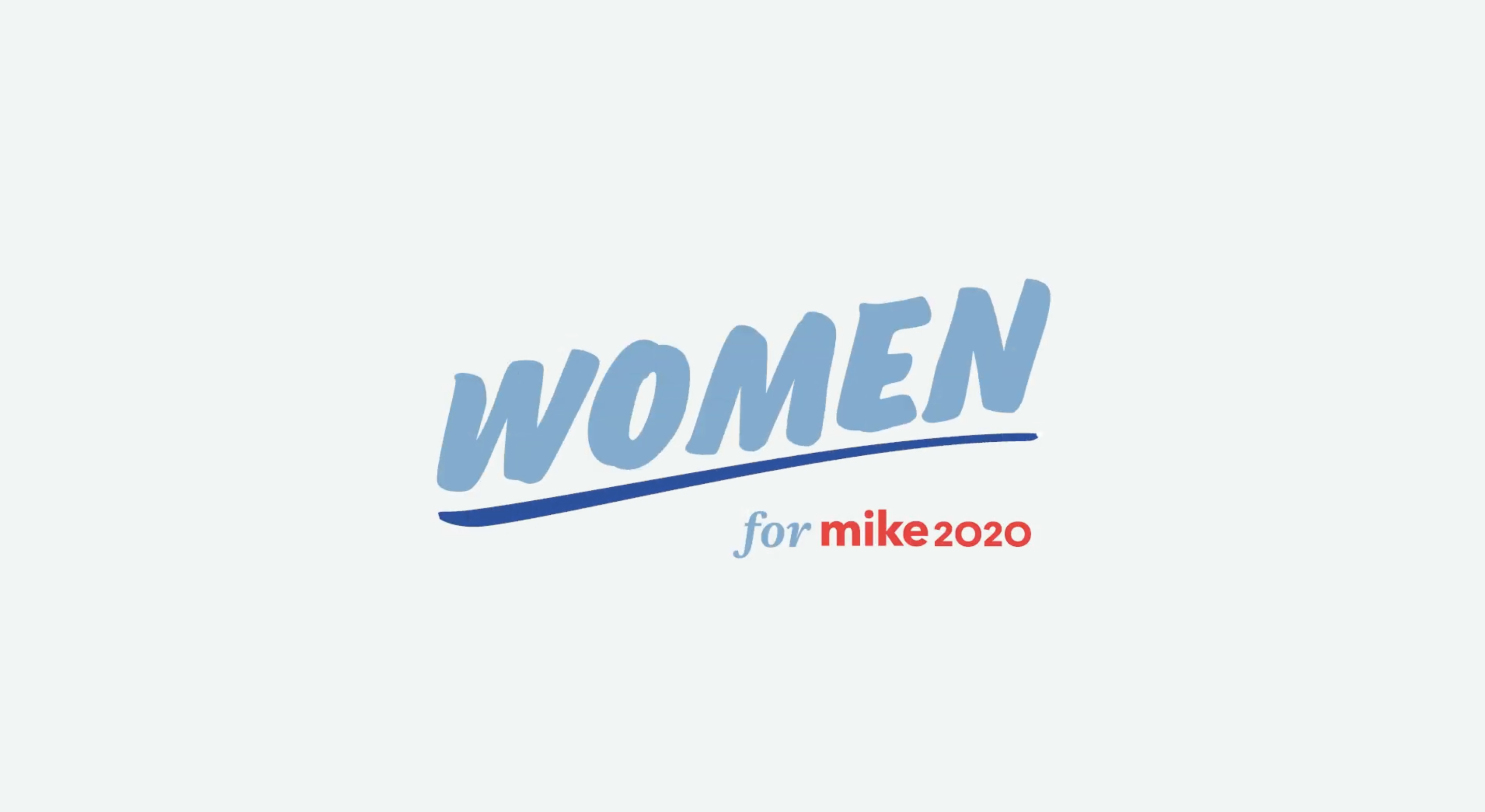 Women for Mike (Ad)