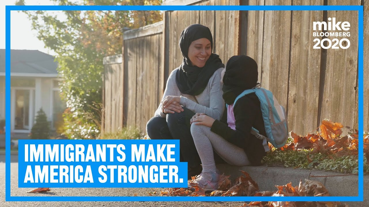 Immigrants Make America (Ad)
