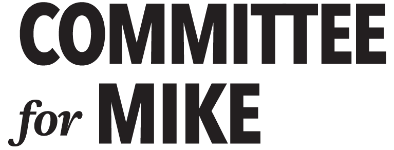 Committee for Mike logo
